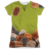 Juniors: Star Trek - Tribble Trek Costume Tee T-Shirt