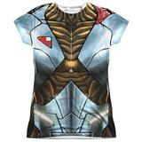 Juniors: Valiant: XO Manowar- Armor Costume Tee T-Shirt