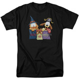 Garfield- Trick Or Treating T-shirts