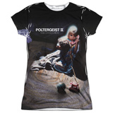 Juniors: Poltergeist II- The Other Side Womens Sublimated