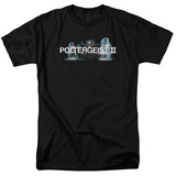 Poltergeist II- Haunted Logo T-Shirt