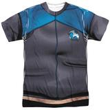 Valiant: Harbinger- Kris Hathaway Costume Tee T-shirts