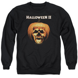 Crewneck Sweatshirt: Halloween II- Pumpkin Shell T-shirts