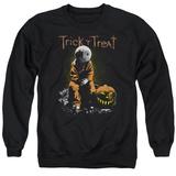 Crewneck Sweatshirt: Trick R Treat- Sitting Sam Shirt