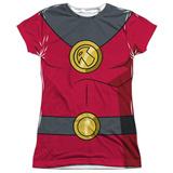 Juniors: Batman Unlimited- Robin Costume Tee Shirts