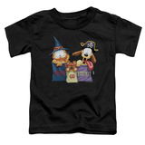 Toddler: Garfield- Trick Or Treating T-shirts