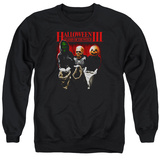 Crewneck Sweatshirt: Halloween II- Trick Or Treat T-Shirt