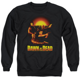 Crewneck Sweatshirt: Dawn Of The Dead- Dawn Collage T-shirts