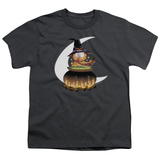 Youth: Garfield- Stir The Cauldron T-shirts