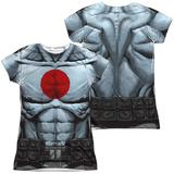 Juniors: Valiant: Bloodshot- Costume Tee (Front/Back) T-Shirt