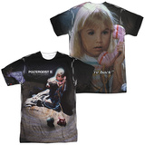 Poltergeist II- The Other Side (Front/Back) Sublimated