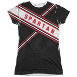 Juniors: Saturday Night Live - Spartan Costume Tee Shirts