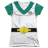 Juniors: Voltron- Pidge Costume Tee Womens Sublimated
