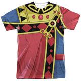 Voltron- Zarkon Costume Tee T-Shirt