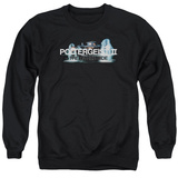 Crewneck Sweatshirt: Poltergeist II- Haunted Logo T-shirts