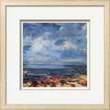 After the Storm Framed Giclee Print by Jennifer Harwood