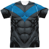Batman- Nightwing Blue Uniform T-shirts