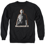 Crewneck Sweatshirt: Halloween II- Michael Myers Shirts