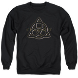 Crewneck Sweatshirt: Charmed- Triple Linked Logo T-shirts