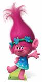 Trolls - Princess Poppy Silhouettes découpées en carton