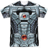 Cyborg- New 52 Costume Tee Sublimated