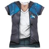 Juniors: Valiant: Harbinger- Sting Costume Tee Shirt