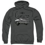 Hoodie: Chevrolet- Camaro Rs Muscle Pullover Hoodie