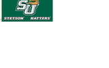 NCAA Stetson (w/hat) Flag with Grommets Flag