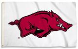 NCAA Arkansas Razorbacks Flag with Grommets Flag