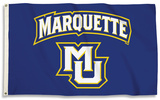 NCAA Marquette Golden Eagles Flag with Grommets Flag