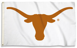 NCAA Texas Longhorns Flag with Grommets Flag