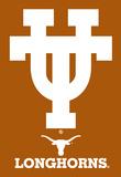 NCAA Texas Longhorns 2-Sided Banner with Pole Sleeve Flag