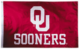 NCAA Oklahoma Sooners 2-sided Flag with Grommets Flag