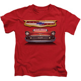 Juvenile: Chevrolet- 1957 Bel Air Emblem Shirt