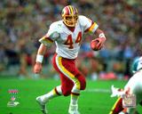 John Riggins Super Bowl XVII Action Photo