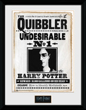 Harry Potter - Quibbler Collector-tryk