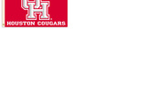 NCAA Houston Cougars Flag with Grommets Flag