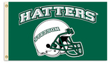 NCAA Stetson (w/helmet) Flag with Grommets Flag