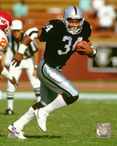 Bo Jackson 1991 Action Photo