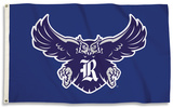 NCAA Rice Owls Flag with Grommets Flag
