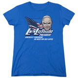 Womans: Superman- Lex For President T-Shirt