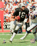 Jim Plunkett 1986 Action Photo