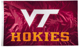 NCAA Virginia Tech Hokies 2-sided Flag with Grommets Flag