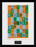 Harry Potter - Qiuidditch World Cup Collector-tryk