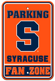 NCAA Syracuse Orange Parking Sign Wall Sign