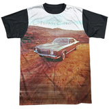 Chevrolet- Monte Carlo Western Style Black Back Sublimated