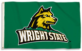 NCAA Wright State Raiders Flag with Grommets Flag