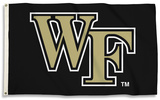 NCAA Wake Forest Demon Decons Flag with Grommets Flag