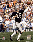Ken Stabler Action Photo