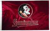 NCAA Florida State Seminoles 2-sided Flag with Grommets Flag